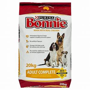 purina bonnie dog food adult complete 20kg petbarn With petbarn dog food