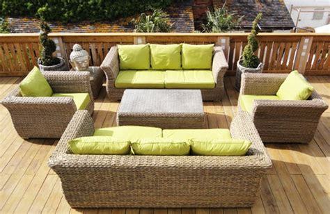 Garden Furniture by Montana Garden Furniture Unique Chunky Weave Review
