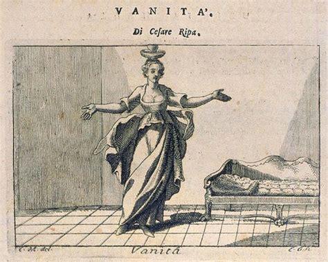 La Vanité by Iconologia