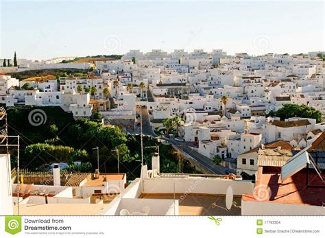 andalusian typical village preview