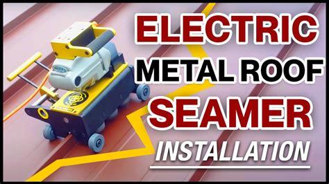 standing seam metal roof miami fl istueta roofing youtube