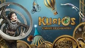 kurios cabinet of curiosities cirque du soleil
