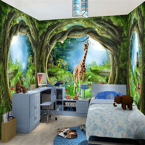 stereo fantasy fairy forest tree animal house theme