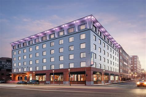 the rise of the new hotels in portland me port magazine