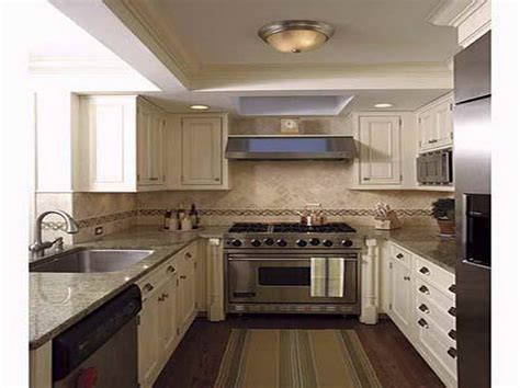 14 Photos And Inspiration Small Galley Kitchen Ideas