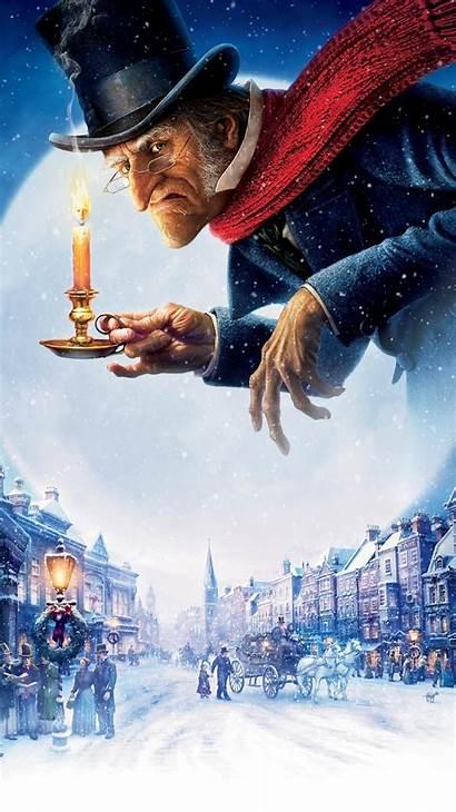 Carol Christmas Phone 2009 Disney Scrooge Story