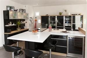 ilot cuisine maison du monde lot central cuisine ikea et With modele de decoration de cuisine