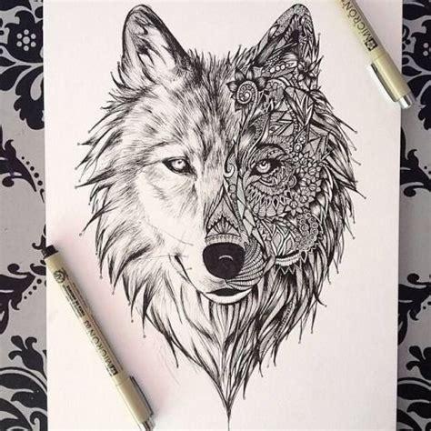 les 25 meilleures id 233 es de la cat 233 gorie tatouages de loup sur tatouage for 234 t sur