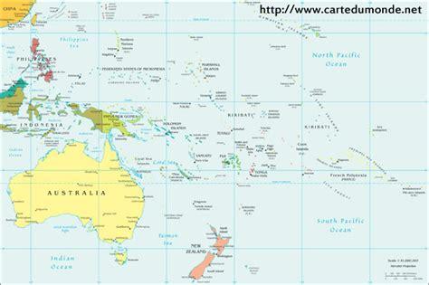 Carte Politique Du Monde à Imprimer by Carte Oc 233 Anie Politique Carte Du Monde