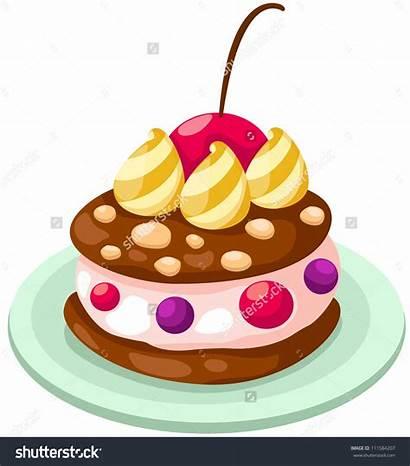 Cake Cream Ice Clipart Clipground Cliparts