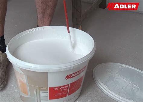 Wandfarbe Mit Wasser Verdünnen by Farben Shop Farbe Kaufen Bei Adler Farbenmeister