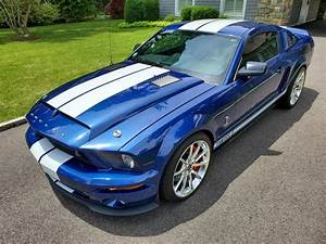 2008 Ford Shelby GT500 Base 2dr Coupe For Sale | AllCollectorCars.com