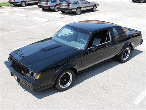 1987 Grand National For Sale by 1987 Buick Grand National Gnx For Sale 130 000 00