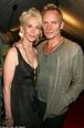 Sting's wife Trudie Styler reveals her children were ...