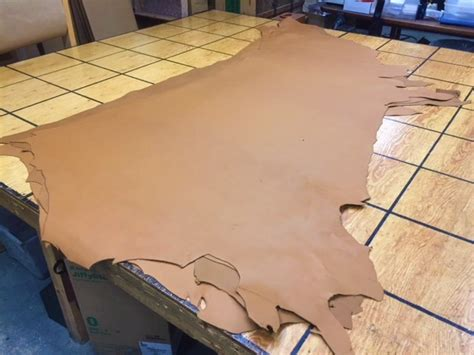 Cowhide Leather For Sale - cowhide leather sides and half hides for sale