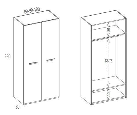 guardaroba due ante armadio moderno matteo guardaroba a due ante per cameretta
