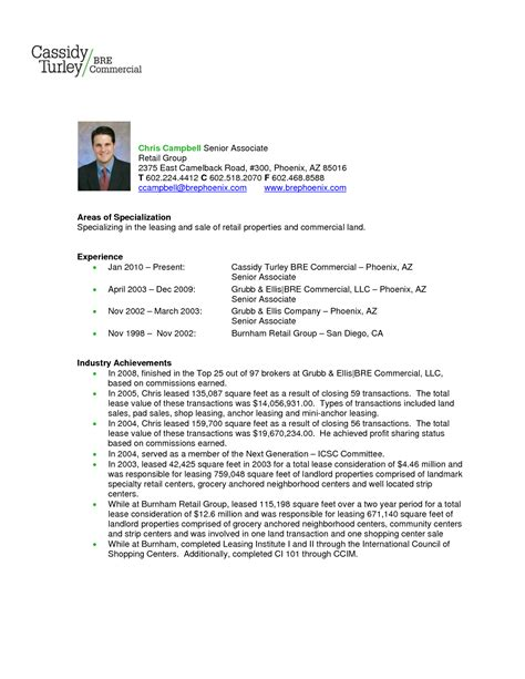 Accounting Resume Sles by Cpa Broker Sales Leads