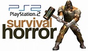 The Playstation 2 (PS2) Survival Horror Library ...