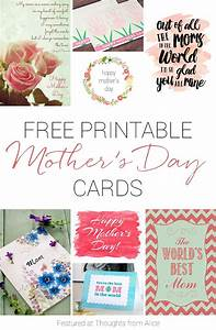 Free Printable Cards for Mother's Day   Free printable ...