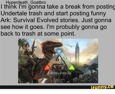 Ark Survival Evolved Memes - funny ark survival evolved memes of 2017 on sizzle