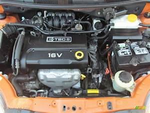 2006 Chevrolet Aveo Lt Hatchback Engine Photos
