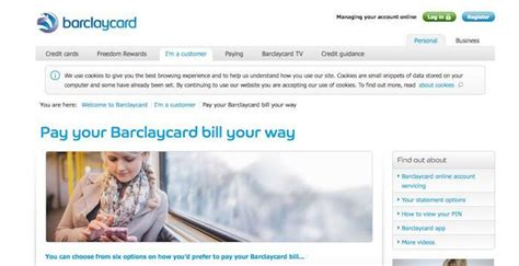 Maybe you would like to learn more about one of these? Barclay Card Bill Pay | Paying bills, Business credit cards, Bills