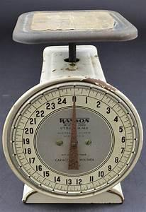 Hanson Scale Co. Model 2000 Utility Scale - 24Lb. Capacity ...