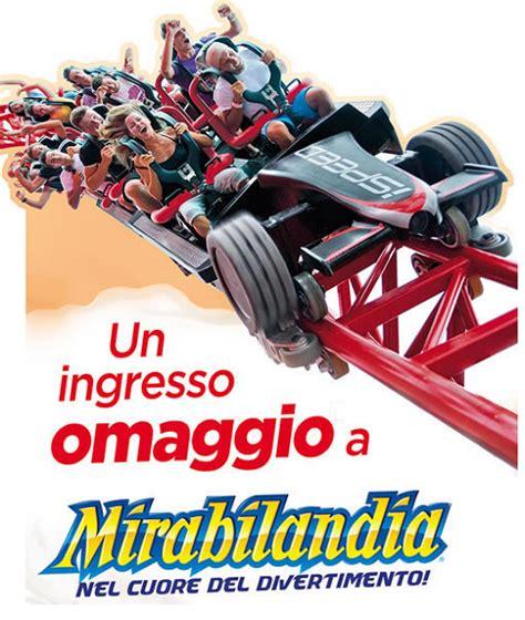 Ingresso A Mirabilandia by Mirabilandia Biglietto Omaggio