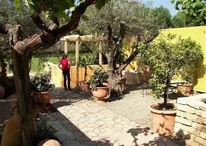 Gartengestaltung Toskana Stil : mediterranen garten gestalten tipps regeln ~ Articles-book.com Haus und Dekorationen