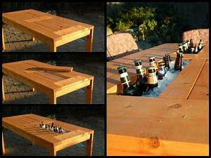 Terrassentisch Selber Bauen : gartentisch selber bauen anleitung selber machen patio patio table und ideas ~ Pilothousefishingboats.com Haus und Dekorationen
