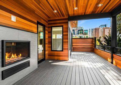 Modern Prairie House Plan with Tri-Level Living - 23694JD