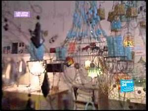 Fabriquer Un Treillage En Fil De Fer : marie christophe l 39 artiste du fil de youtube ~ Voncanada.com Idées de Décoration