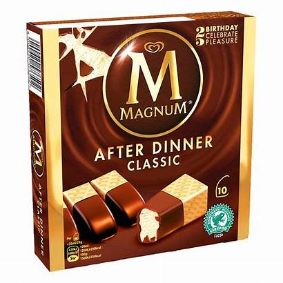 Magnum Dinner Algida Magic Ice Cream Helado