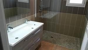 salle de bain avec douche italienne With photo de salle de bain douche italienne