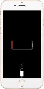 iphone 5 gaat niet meer