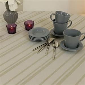 Tischdecken Größe Berechnen : tischdecken mit streifen gro e tischdecken tideko ~ Themetempest.com Abrechnung