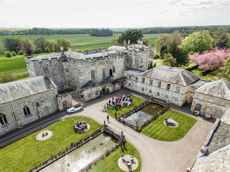 hazlewood castle wedding venue leeds north yorkshire
