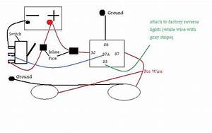 M45 Fog Light Bulb Wiring Diagram