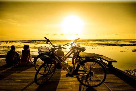 Ferry Gili Trawangan by Blissful Living On Gili Trawangan Island Lombok
