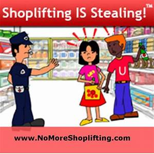 Teaching Kids the Consequences of Shoplifting