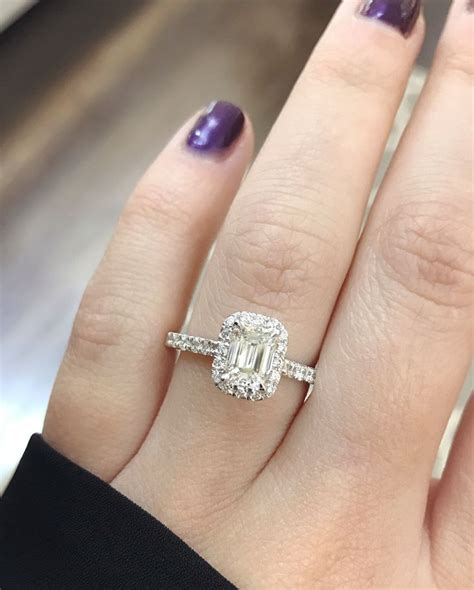 14k White Gold Emerald Cut Diamond Engagement Ring. Neck Rings. Wedding Portia Engagement Rings. Diamond Eye Engagement Rings. Sport Rings. Car Rings. Machined Engagement Rings. 500 Carat Wedding Rings. Magnesium Engagement Rings