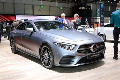 2019 Mercedes Cls 350 Coming To Australia With 299 Hp 2.0
