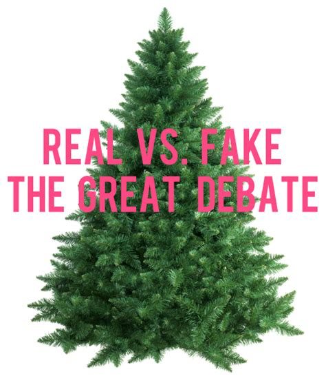 let s talk christmas tree costs real vs fake and then