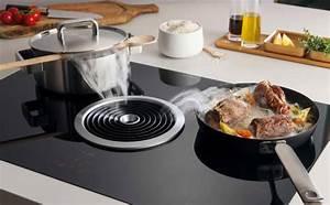 Ceranfeld Mit Abzug : bora basic smart cooking system with cooktop extractor ~ Udekor.club Haus und Dekorationen