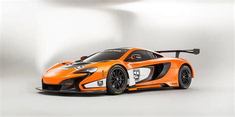 Mclaren Unveils Latest 650s Gt3 At Goodwood Festival Of Speed