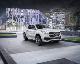2017 Mercedes-Benz Pickup Truck