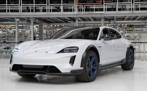 Why The Porsche Taycan Will Be The Hottest Car Of 2019