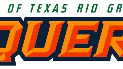 Utrgv Vaqueros Unveil New Athletic Logos For Consent