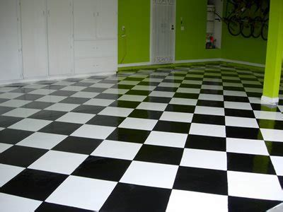 Garage floors? Coatings? Vinyl? Tile?   The H.A.M.B.