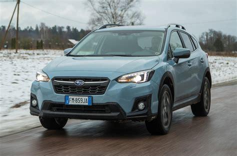 Subaru Xv 20 Se Premium 2018 Review Autocar